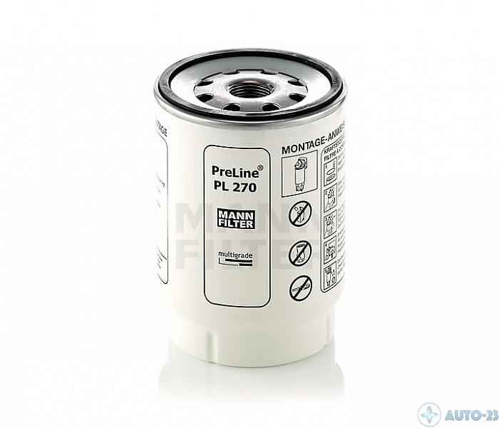 Фильтр топливный сепаратор